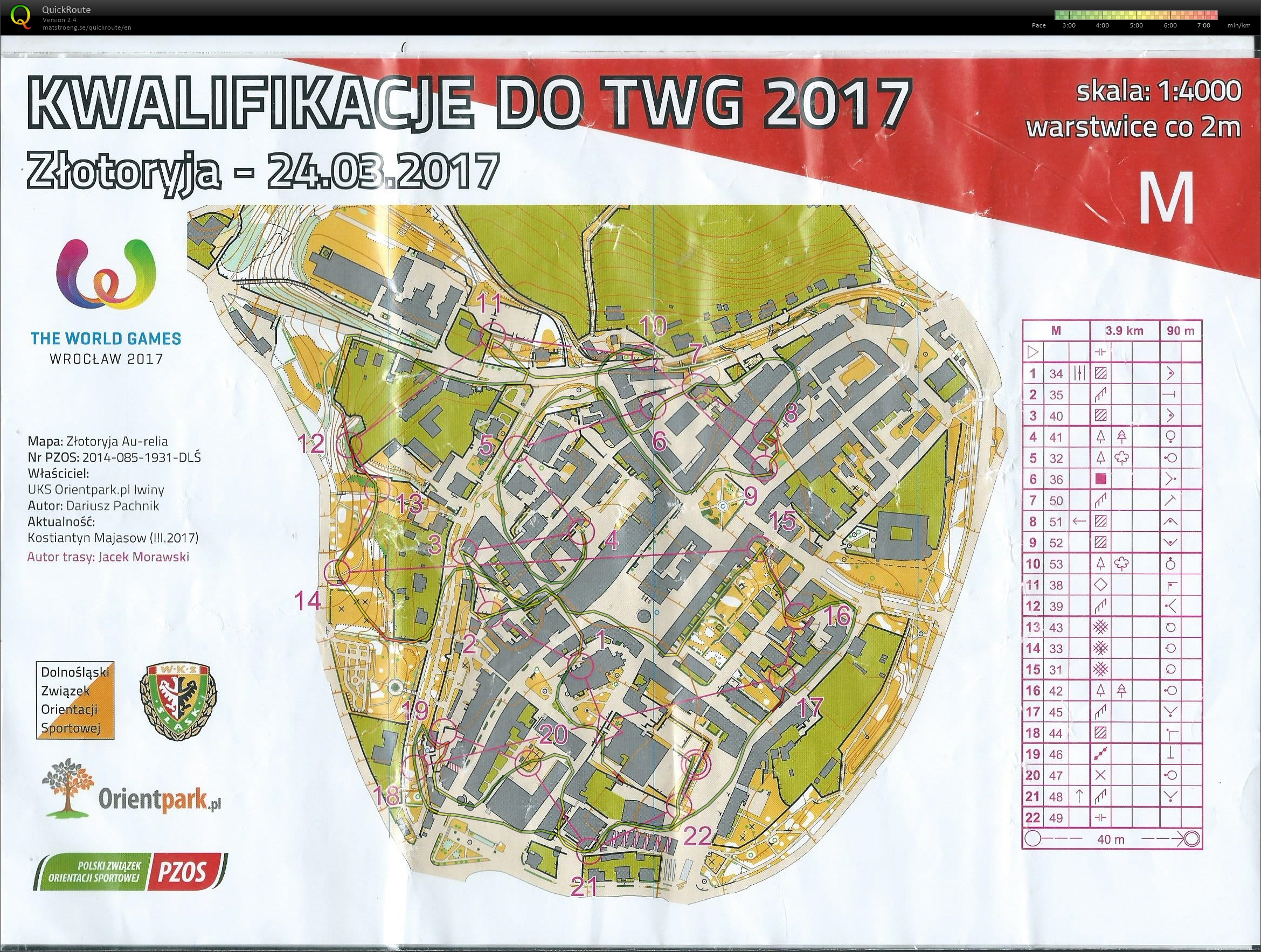 Z480 - TWG 2017 - Qualification - Sprint (24/03/2017)